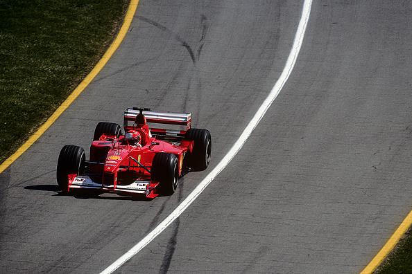 Paul-Henri Cahier「Michael Schumacher, Grand Prix Of The United States」:写真・画像(18)[壁紙.com]