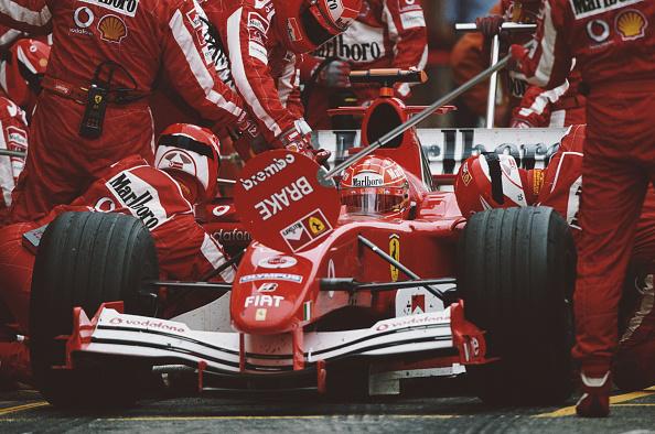 Pit Stop「F1 Grand Prix of San Marino」:写真・画像(10)[壁紙.com]