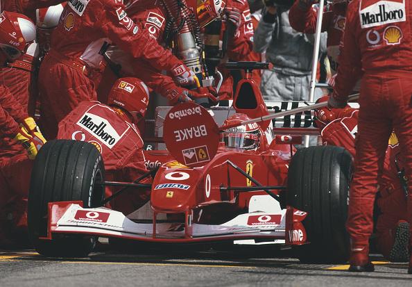 Auto Racing「F1 Grand Prix of San Marino」:写真・画像(0)[壁紙.com]