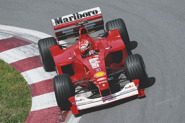 High Angle View「F1 Grand Prix of Canada」:写真・画像(12)[壁紙.com]