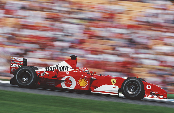 2002「F1 Grand Prix of Germany」:写真・画像(7)[壁紙.com]