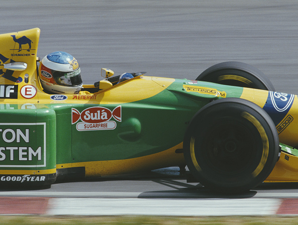 Benetton「Grand Prix of South Africa」:写真・画像(3)[壁紙.com]