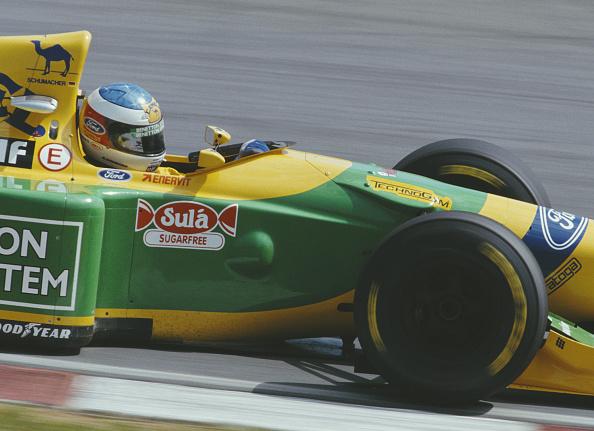 Benetton「Grand Prix of South Africa」:写真・画像(9)[壁紙.com]