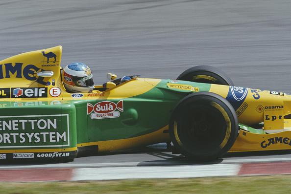 Benetton「Grand Prix of South Africa」:写真・画像(7)[壁紙.com]