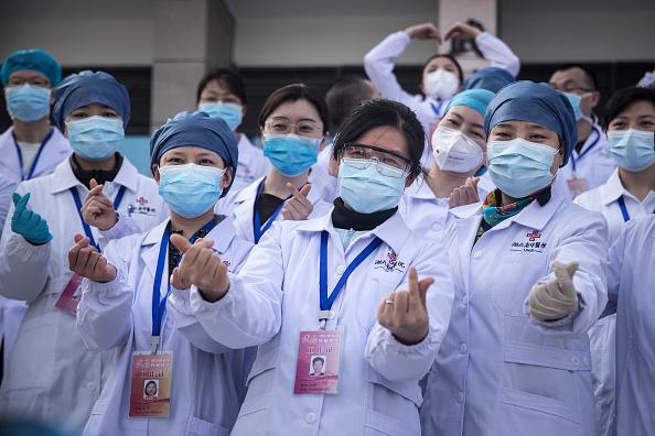Hubei Province「Wuhan Works To Contain Spread Of Coronavirus」:写真・画像(7)[壁紙.com]