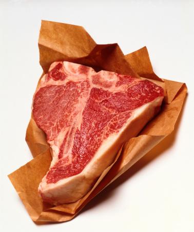 Porterhouse Steak「Raw porterhouse steak」:スマホ壁紙(19)