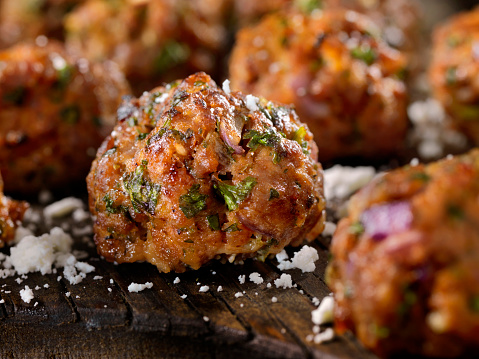 Meatball「100% Lamb -Greek Meatballs」:スマホ壁紙(10)