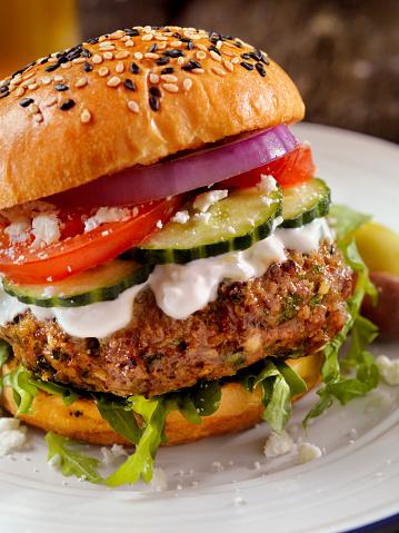 Arugula「100% Lamb -Greek Burger」:スマホ壁紙(17)