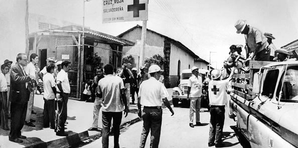 Honduras「MUCH WORK FOR THE RED CROSS」:写真・画像(1)[壁紙.com]