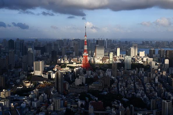 Tokyo Tower「Daily Life In Tokyo」:写真・画像(18)[壁紙.com]