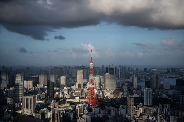 Tokyo Tower「Daily Life In Tokyo」:写真・画像(17)[壁紙.com]