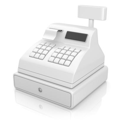 Paying「cash register」:スマホ壁紙(9)