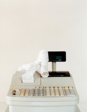 Zero「Cash Register and Receipts」:スマホ壁紙(17)