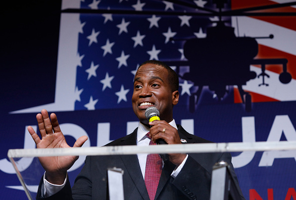 Michigan「GOP Senate Candidate John James Holds Election Night Event In Detroit」:写真・画像(2)[壁紙.com]
