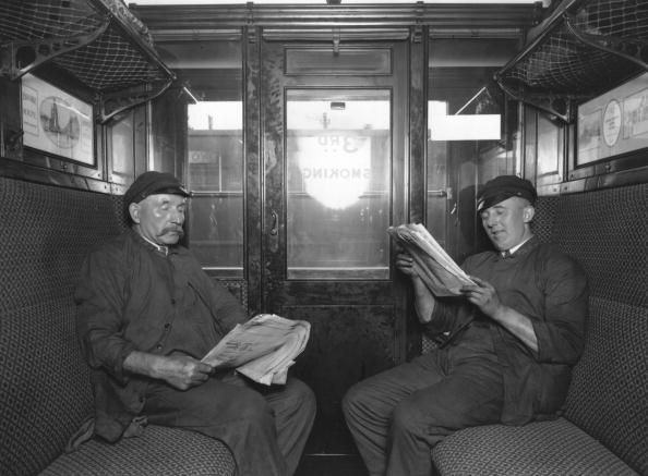 Railroad Car「Drivers Resting」:写真・画像(6)[壁紙.com]