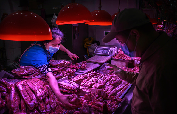 Meat「China Works to Contain Spread of Coronavirus」:写真・画像(15)[壁紙.com]