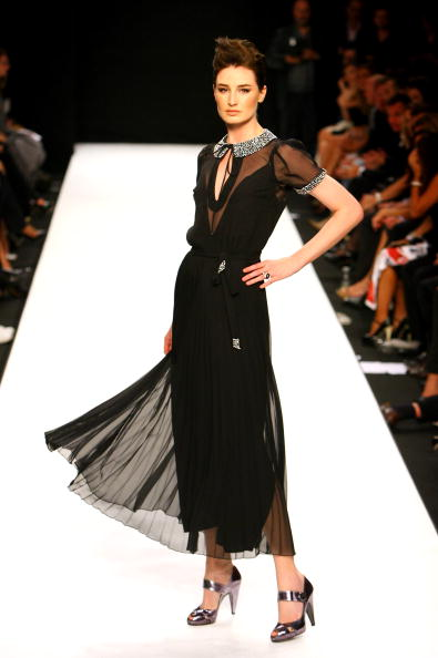 Entertainment Tent「Fashion For Relief - Runway」:写真・画像(7)[壁紙.com]