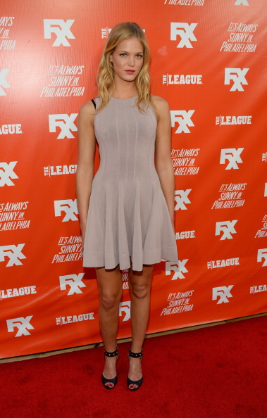 "Erin Heatherton「FXX Network Launch Party And Premieres For ""It's Always Sunny In Philadelphia"" And ""The League"" - Arrivals」:写真・画像(12)[壁紙.com]"