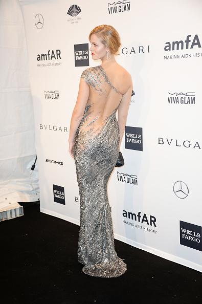 エリン・ヘザートン「Mercedes-Benz 2014 amfAR New York Gala」:写真・画像(5)[壁紙.com]