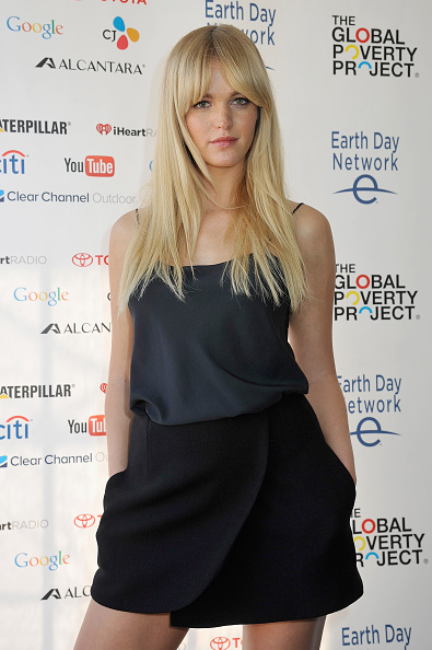 Erin Heatherton「Global Citizen 2015 Earth Day On National Mall To End Extreme Poverty And Solve Climate Change - Backstage & VIP Lounge」:写真・画像(17)[壁紙.com]