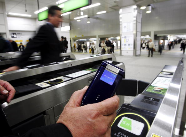 Wallet「Mobile Wallet Used In Japan」:写真・画像(15)[壁紙.com]