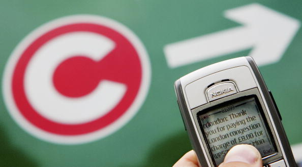 Wireless Technology「Londons Congestion Charge Increases By Sixty Percent」:写真・画像(13)[壁紙.com]