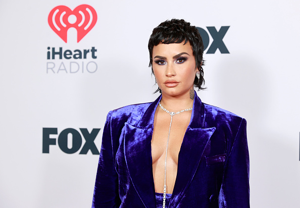 Demi Lovato「2021 iHeartRadio Music Awards – Arrivals」:写真・画像(10)[壁紙.com]