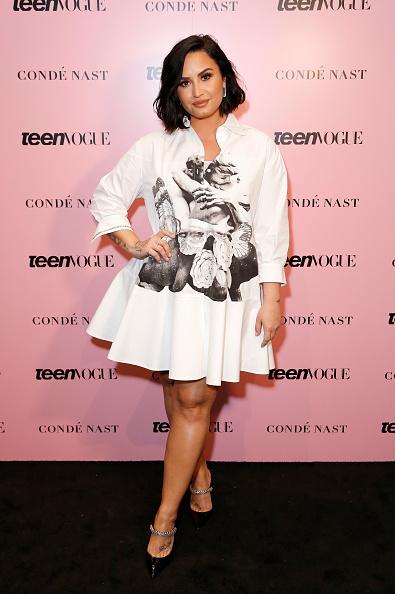 Demi Lovato「The Teen Vogue Summit 2019: Arrivals」:写真・画像(16)[壁紙.com]