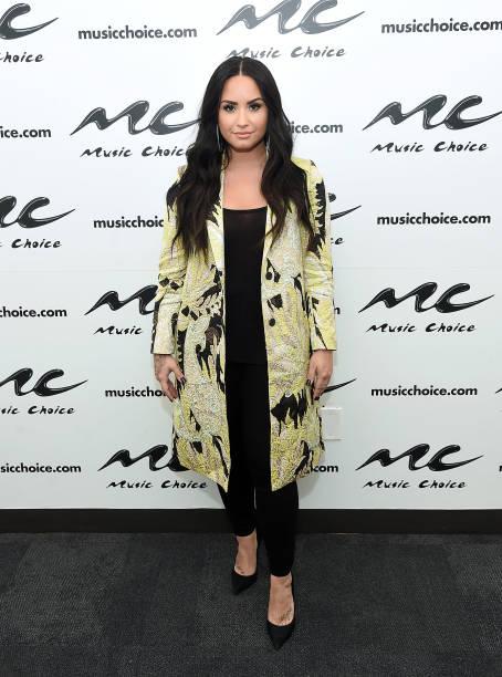 Demi Lovato Visits Music Choice:ニュース(壁紙.com)
