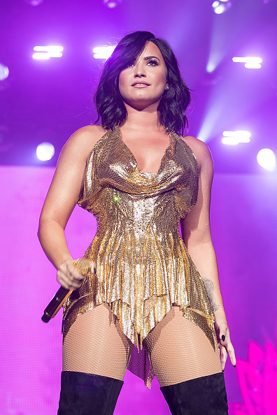 Demi Lovato「BeautyKind Unites: Concert for Causes」:写真・画像(11)[壁紙.com]