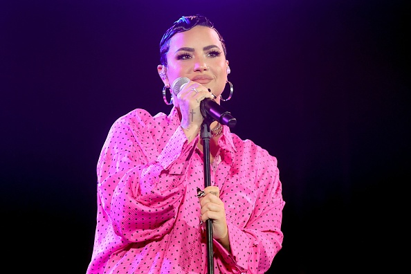 """Demi Lovato「OBB Premiere Event For YouTube Originals Docuseries """"Demi Lovato: Dancing With The Devil""""」:写真・画像(7)[壁紙.com]"""