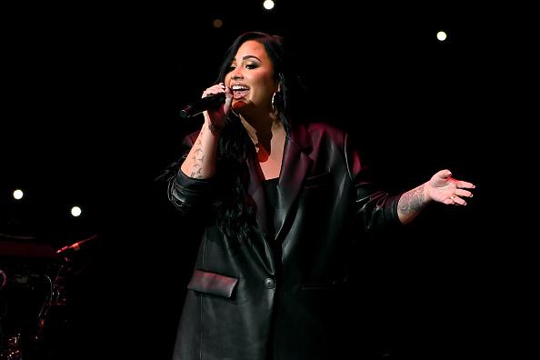 Demi Lovato「Bud Light Super Bowl Music Fest - Concert」:写真・画像(9)[壁紙.com]