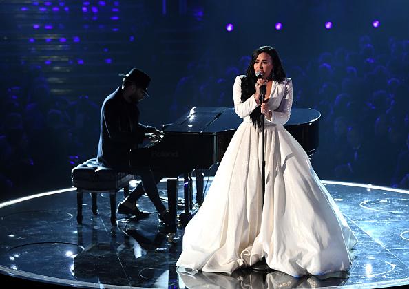 Demi Lovato「62nd Annual GRAMMY Awards - Show」:写真・画像(14)[壁紙.com]
