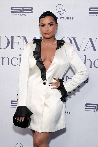 """Demi Lovato「OBB Premiere Event For YouTube Originals Docuseries """"Demi Lovato: Dancing With The Devil""""」:写真・画像(19)[壁紙.com]"""