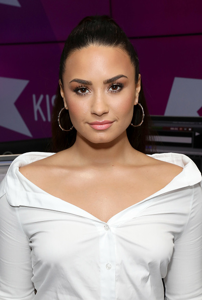 Demi Lovato「Demi Lovato At KISS FM」:写真・画像(7)[壁紙.com]