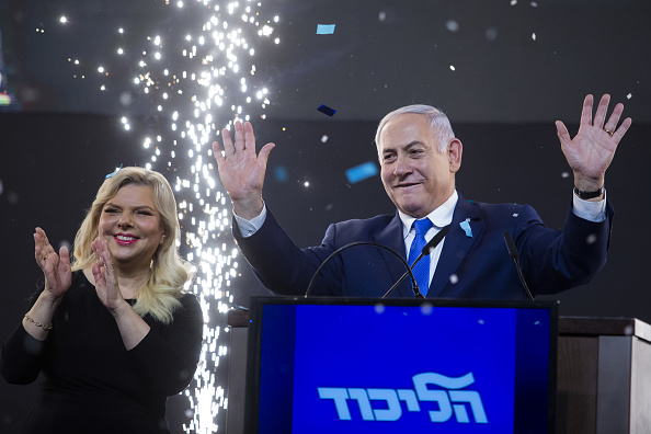 Israel「Israel Votes in Their General Election」:写真・画像(19)[壁紙.com]