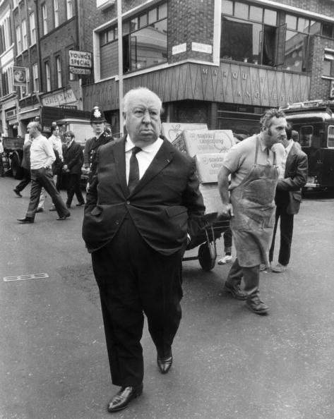Film Director「Hitchcock In London」:写真・画像(6)[壁紙.com]