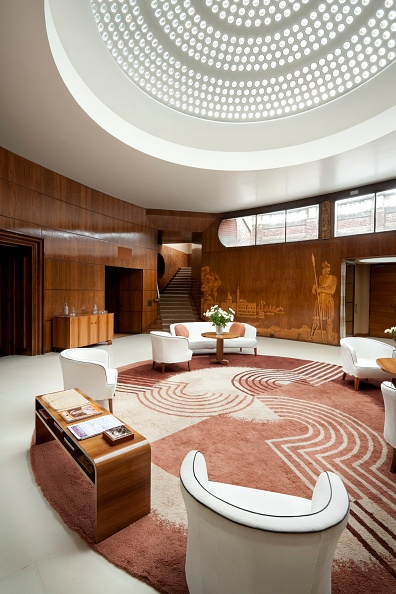 Rug「Entrance hall of Eltham Palace, Greenwich, London, 2010」:写真・画像(17)[壁紙.com]