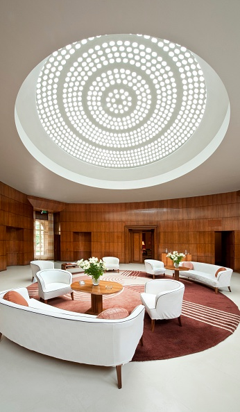 Palace「Entrance hall of Eltham Palace, Greenwich, London, 2010」:写真・画像(15)[壁紙.com]