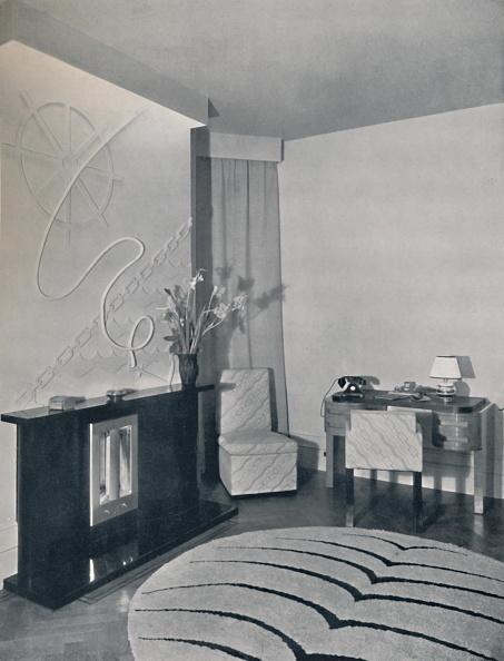 Parquet Floor「Entrance Hall Designed By Duncan Miller」:写真・画像(5)[壁紙.com]