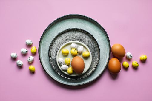 Easter Egg「Easter eggs」:スマホ壁紙(16)