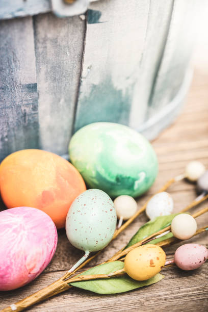 Easter Eggs:スマホ壁紙(壁紙.com)