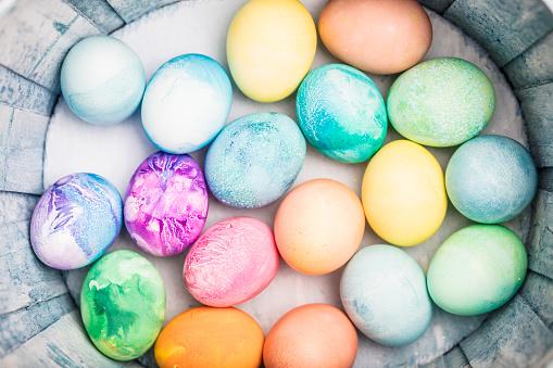 Easter Basket「Easter Eggs」:スマホ壁紙(0)