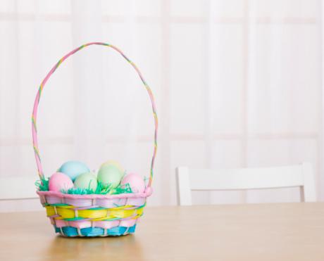 イースター「Easter Eggs」:スマホ壁紙(6)