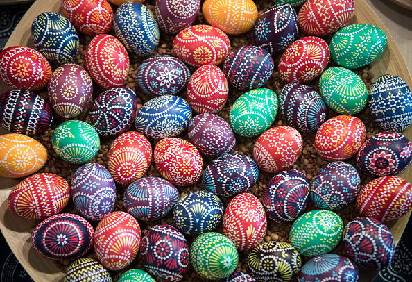 Easter「Sorbian Minority Holds Annual Easter Egg Market」:写真・画像(4)[壁紙.com]