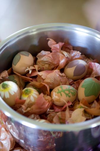 イースター「Easter eggs.」:スマホ壁紙(2)