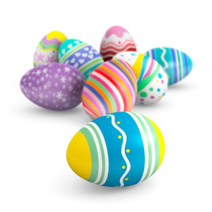 イースター「イースター卵」:スマホ壁紙(12)
