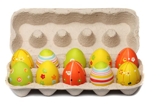 イースター「イースター卵」:スマホ壁紙(9)