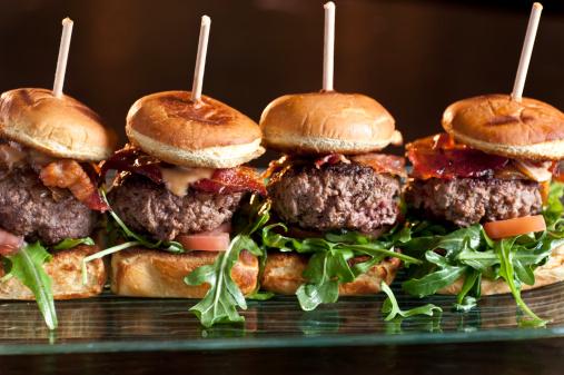 Slider - Burger「Mini Burgers」:スマホ壁紙(16)