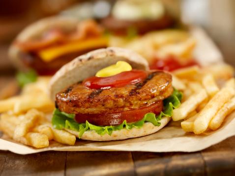 Burger「Mini Burger's」:スマホ壁紙(10)